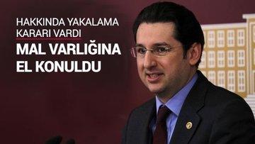 Eski CHP'li vekil Aykan Erdemir'in mal varlığına el konulma kararı