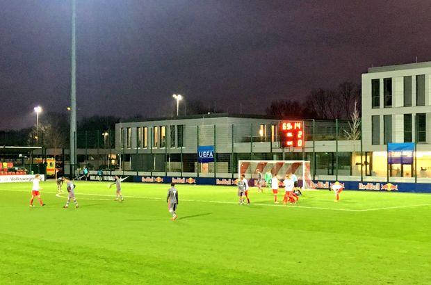 Leipzig: 4 - Beşiktaş: 0