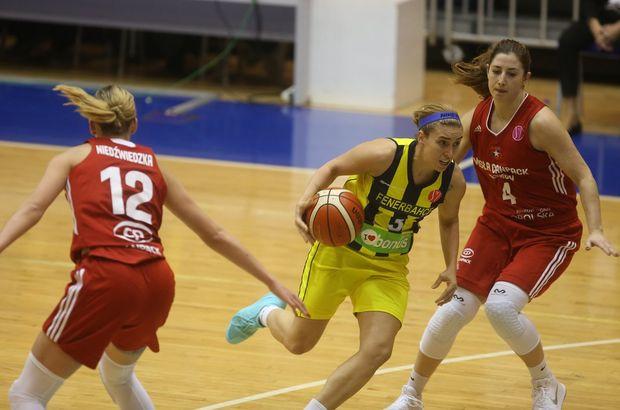 Fenerbahçe: 87 - Wisla CANPACK: 78
