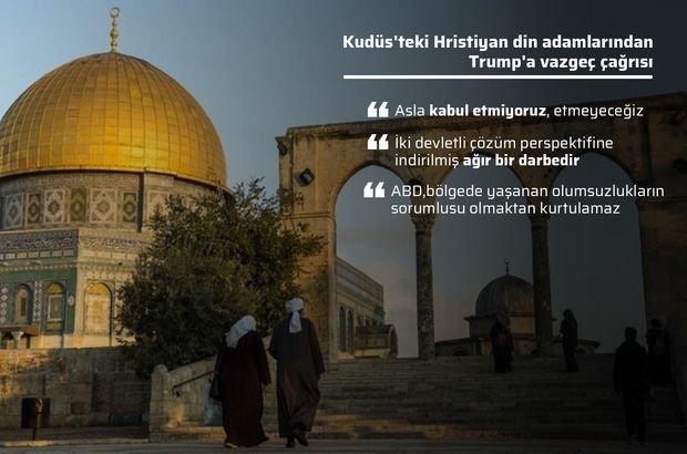Hükümet'ten Kudüs kararına ilk tepki