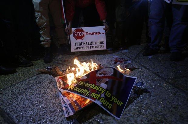 Doğu Kudüs'te genel grev ilan edildi
