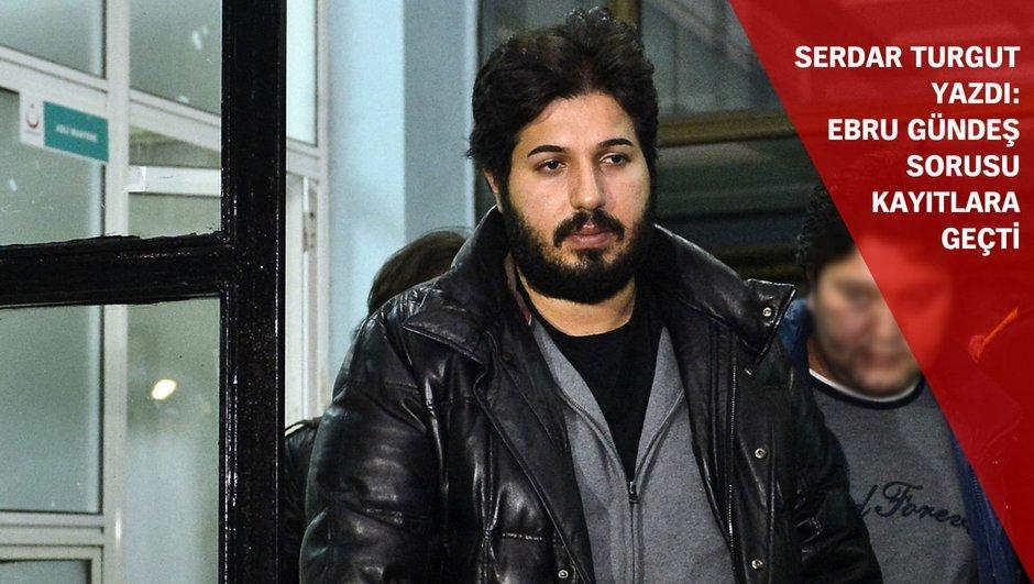 Reza Zarrab davası ABD Ebru Gündeş