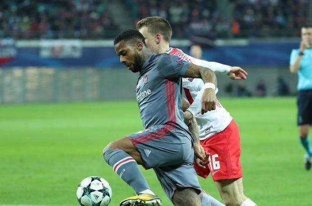 Jeremain Lens Leipzig-Beşiktaş