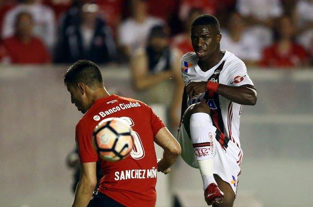 Independiente: 2 - Flamengo: 1