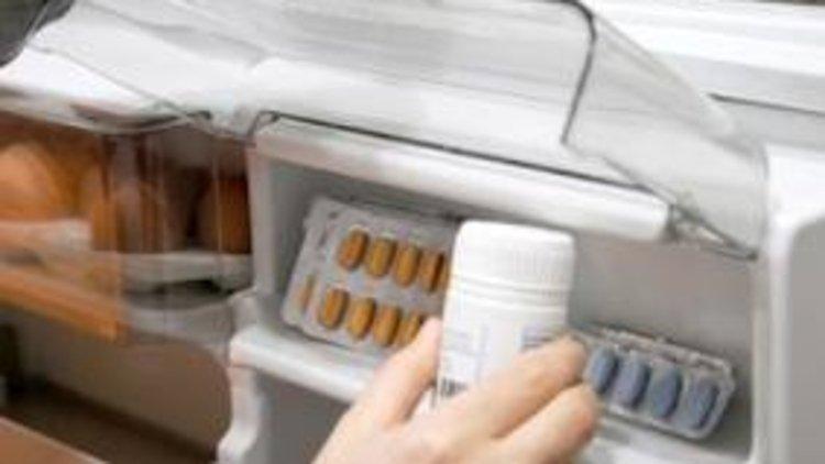İlaçları buzdobalında saklamak sağlıklı mı?