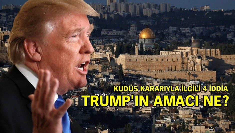 Donald Trump ABD İsrail