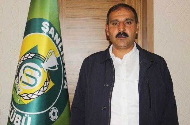 Emin Yetim Şanlıurfaspor Başkanı