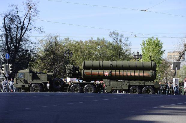 Rusya'dan Türkiye'ye S-400 sevkiyatı açıklaması!