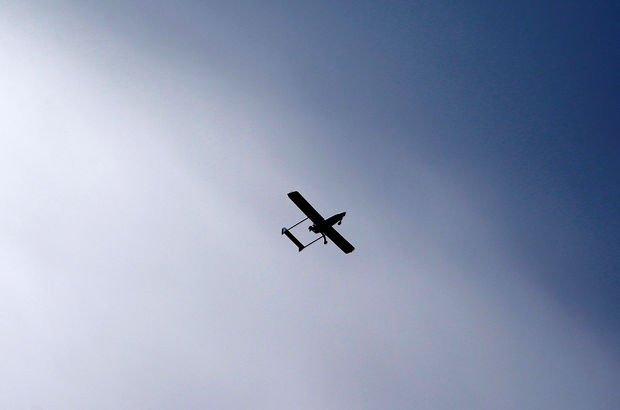 Çin'de insansız hava aracı düşürüldü!