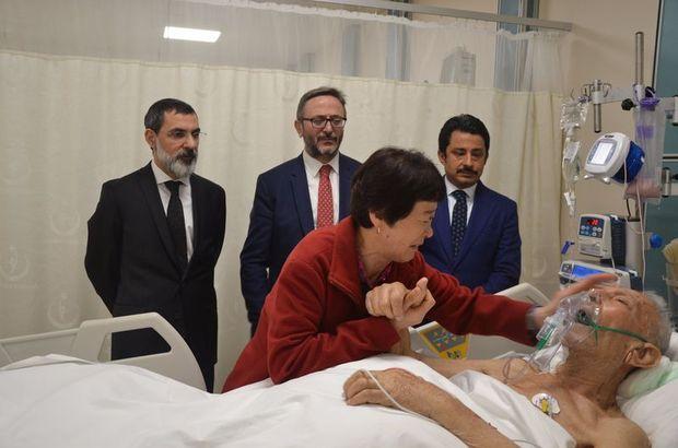 Ayla Kore Gazisi Astsubay Süleyman Dilbirliği hayatını kaybetti