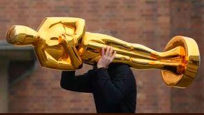 Oscar yaparsa böyle yapar!