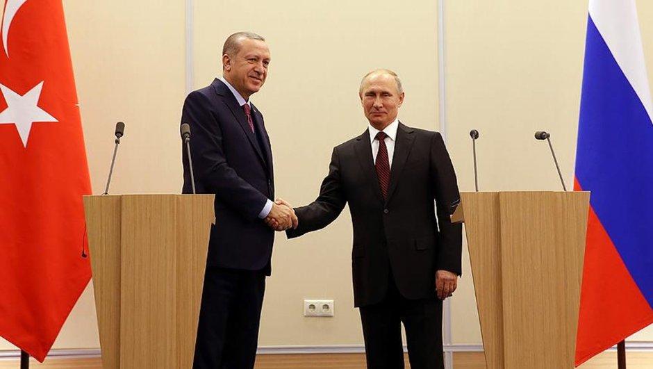 Cumhurbaşkanı Erdoğan, Putin ile görüşecek!