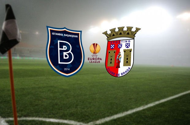 Başakşehir-Braga maçı hangi kanalda?