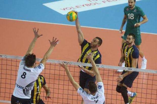 Fenerbahçe: 1 - Knack Roeselare: 3