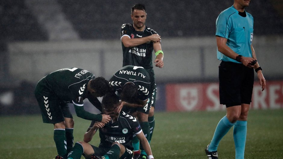 Guimaraes Konyaspor