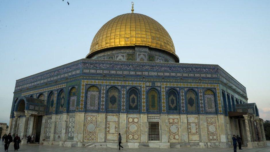 Kudüs nerede?