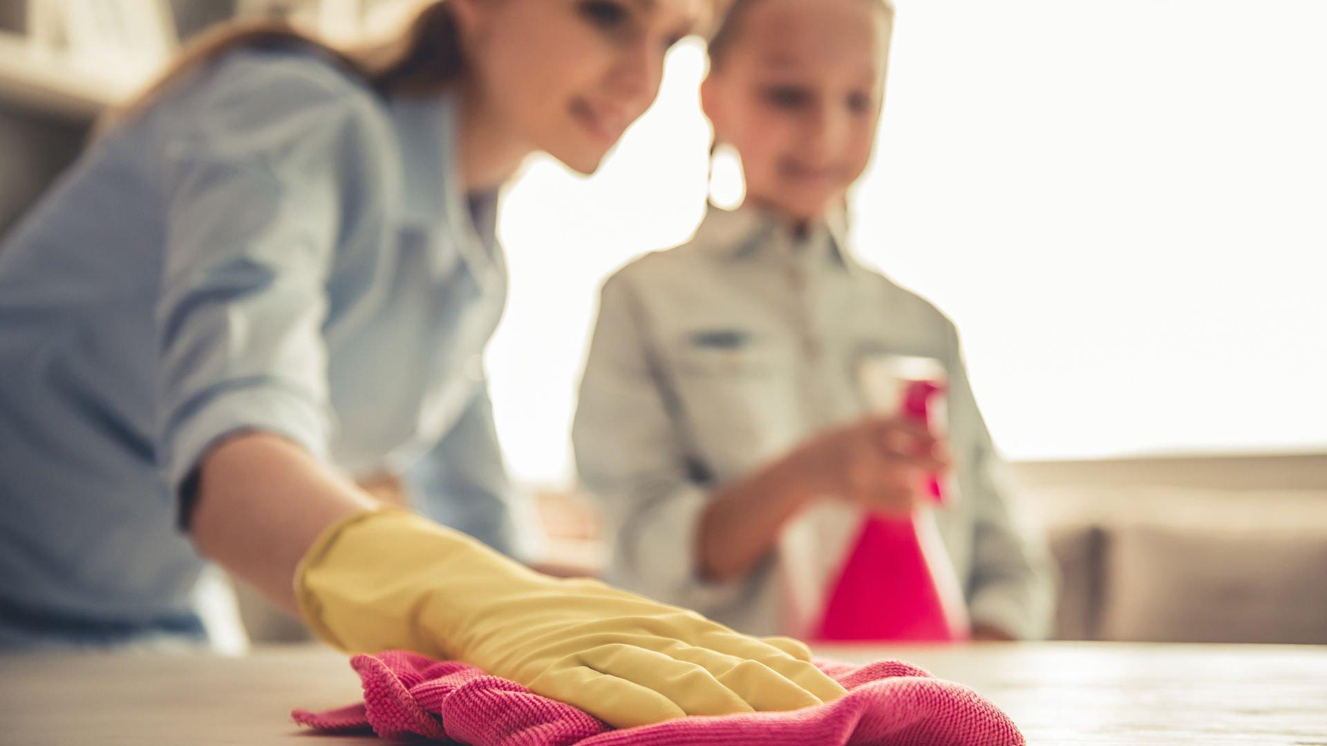 Kimyasallar olmadan ev temizliği nasıl yapılır