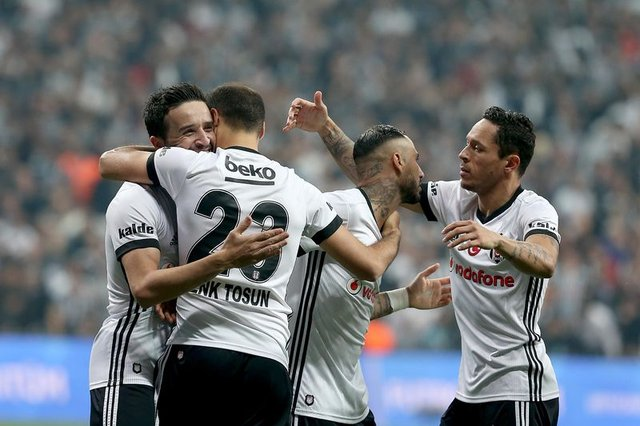 Beşiktaş'a torba müjdesi