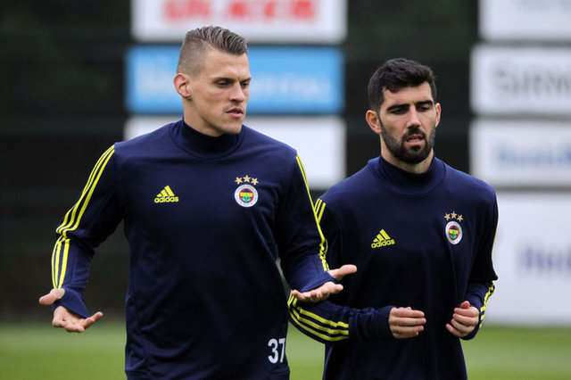 Fenerbahçe transfer haberleri 8 aralık - Neto Scarpa Vidal Ozan Tufan Josef Fernandao Van Persie Ferri