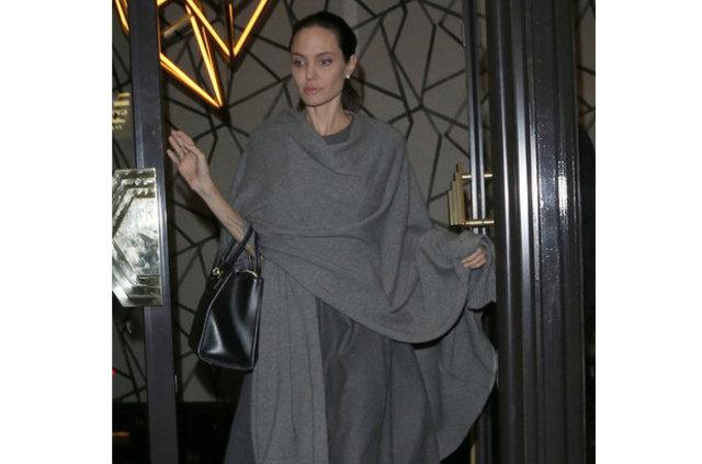 Angelina Jolie kaç kilo? 34 kiloya mı düştü?