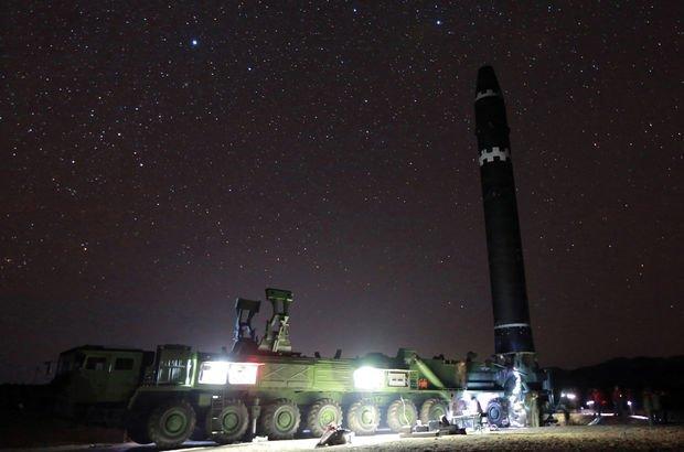 Kuzey Kore uyardı: Nükleer savaş kaçınılmaz!