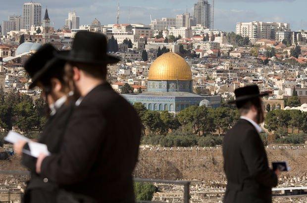 Donald Trump İsrail Kudüs