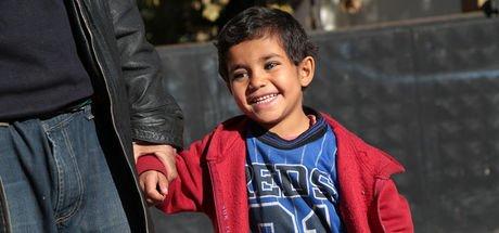 Suriyeli Hasan Ali kornea nakliyle yeniden görebilecek!