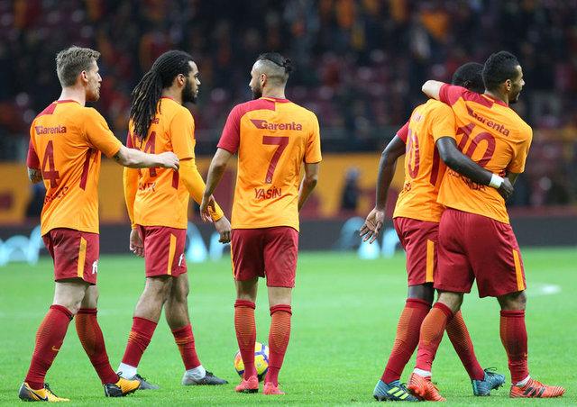 Bülent Yavuz, Galatasaray-Göztepe maçını değerlendirdi 72