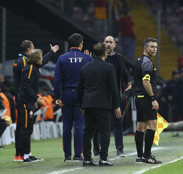 Bülent Yavuz, Galatasaray-Göztepe maçını değerlendirdi 90