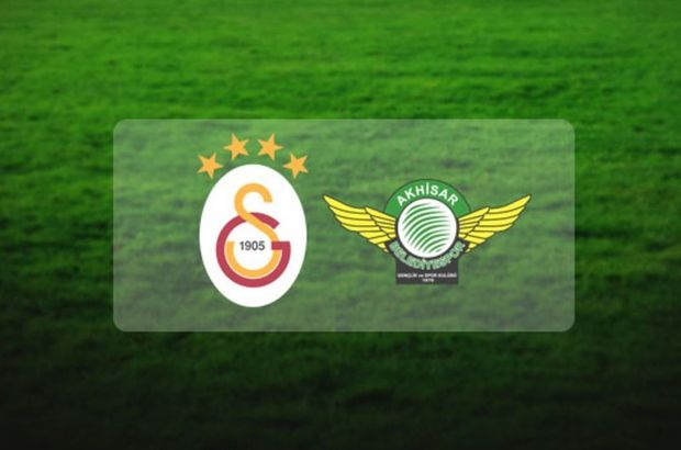Galatasaray, Akhisarspor karşısında!