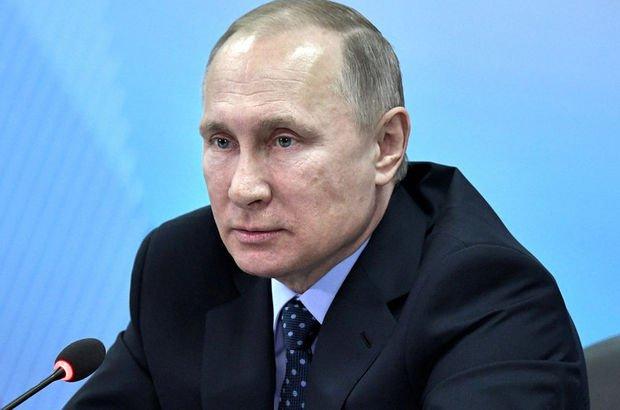 Rusya Recep Tayyip Erdoğan Vladimir Putin