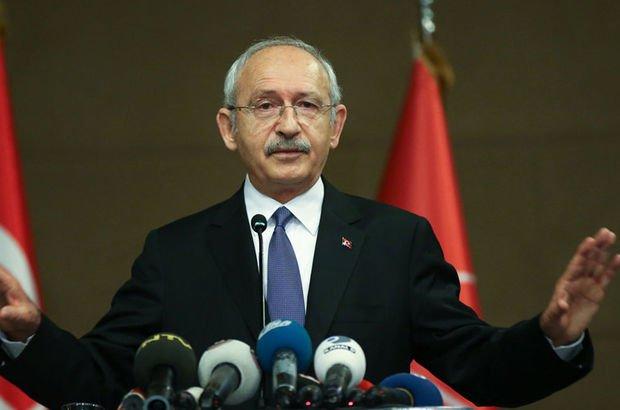 Kılıçdaroğlu'ndan İçişleri Bakanı hakkında suç duyurusu