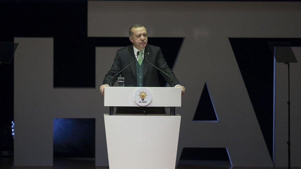 Erdoğan: Büyüme rakamları fesat odaklarına en büyük cevap