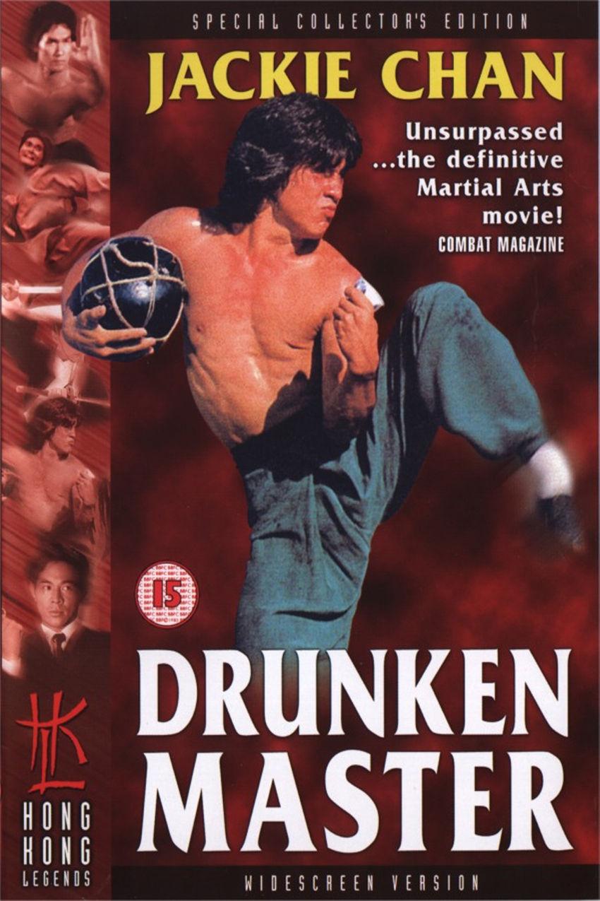 Jackie Chan'in film listesi