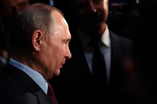 Putin, Rus birliklerinin Suriye'den çekilmesi talimatını verdi!