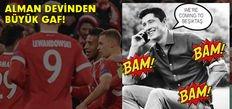 Beşiktaş'tan Bayern'e tokat gibi cevap!