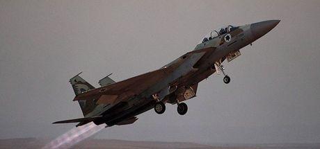 İsrail'den Gazze Şeridi'ne savaş uçağı ve tankla saldırı