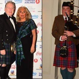 İskoç müzikleriyle yıl sonu balosu