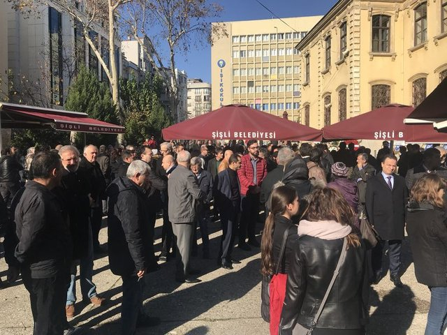 Ünlü yönetmen Mustafa Kemal Uzun'a son veda!