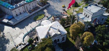 İşte Beyazıt Meydanı'nın son hali!