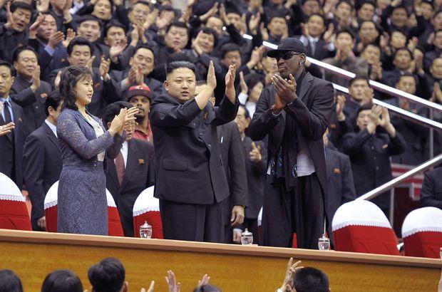 Ünlü basketbolcu, Trump ve Kim Jong Un için Kuzey Kore'ye gidecek!
