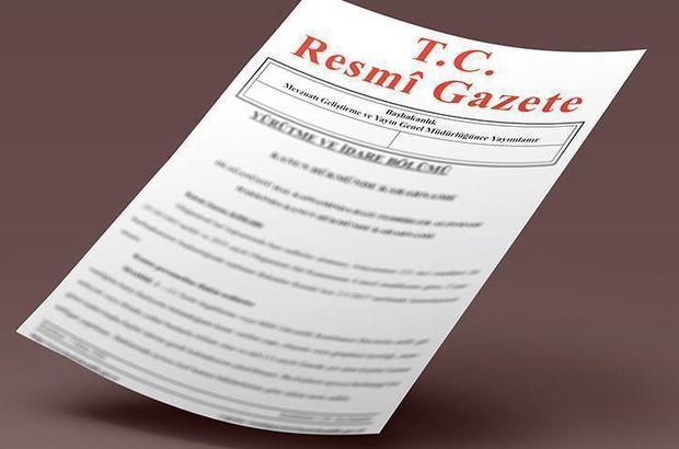 YSK'nın Teşkilat ve Görevleri Hakkında Kanun Resmi Gazete'de