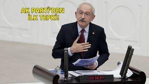 CHP, Kılıçdaroğlu, eşi ve yakınlarının malvarlığı ile ilgili önerge verdi