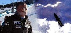 Erzurum'daki kayak yarışında olay! 2 yaralı, 5 gözaltı!