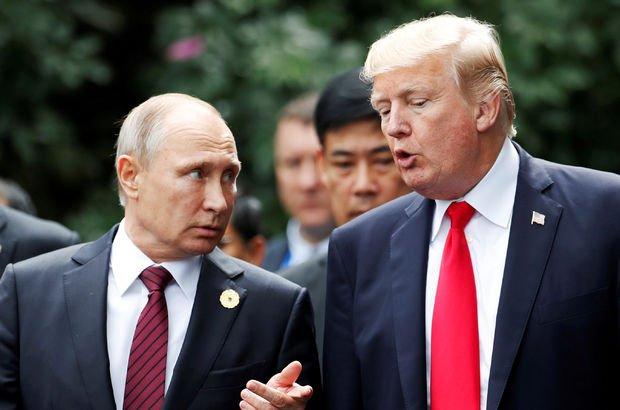 Kremlin, Trump'ın tweetlerini Putin'e raporladığını açıkladı