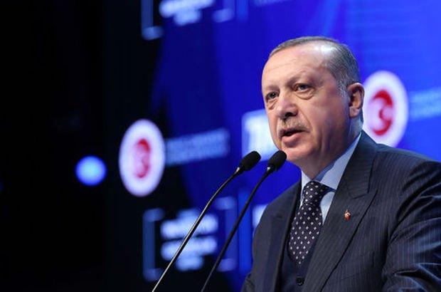 Erdoğan'dan 'döviz kuru' ve 'faiz' açıklaması