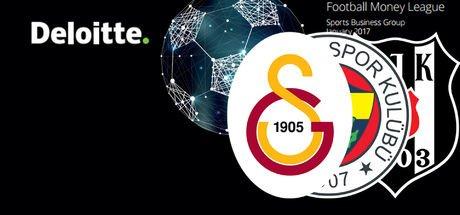Deloitte Money League: En zengin kulüpler listesinde Fenerbahçe ve Galatasaray