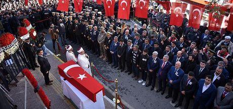 Şehit Er Hacı Mustafa Can son yolculuğuna uğurlandı