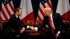 Macron'dan Trump'a 'iklim' mesajı: ABD'nin koşulları yeniden müzakere edilemez