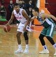 Pınar Karşıyaka Basketbol Takımı, FIBA Şampiyonlar Ligi A Grubu 8. maçında İtalyan ekibi Dinamo Sassari